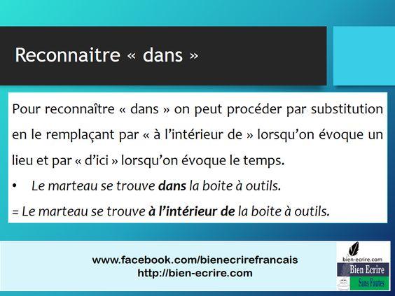 Les #homophones #d_en #dans #dent