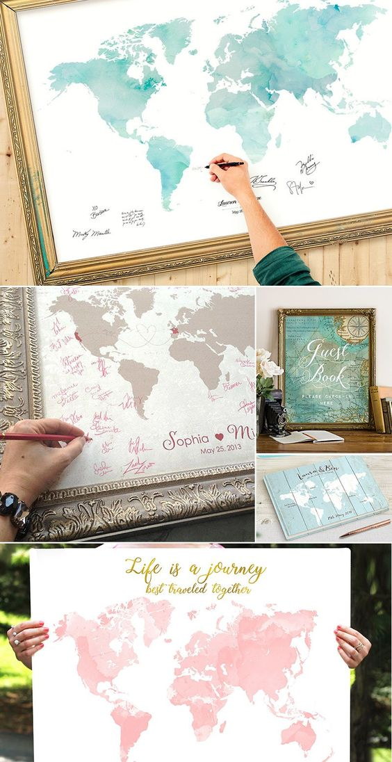 Love is a journey. A travel themed wedding is a fabulous way to let your journey begin! We've got so many fun, unique and downright adorable travel themed wedding ideas to inspire you for your travel wedding! Ah, there are so many adorable travel-theme ideas that are exciting yet budget-savvy! I especially admire travel-themed wedding cakes with …