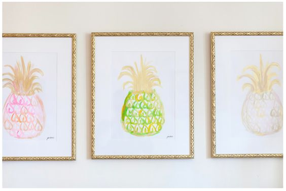Love this artwork! Could totally diy this one!