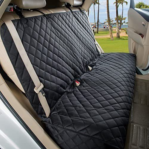 Viewpets Bench Car Seat Cover Protector Waterproof Heavy Duty And Nonslip Pet Car Seat Cover For Dogs With Universal Size Fits For Cars Trucks Suvs Pet Car Seat Covers Dog