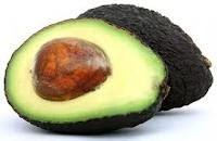 Just had a yummy avocado with dinner.  :-D