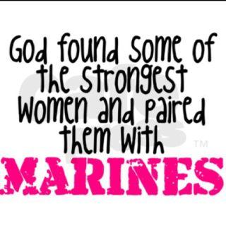 Love my Marine!