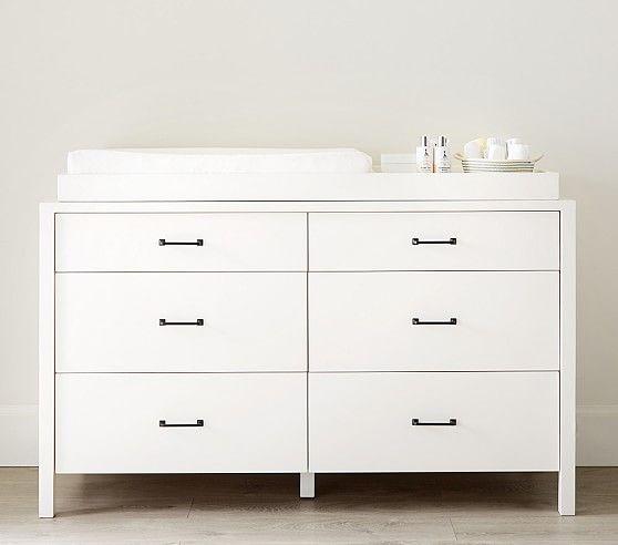 Grayson Extra Wide Nursery Dresser
