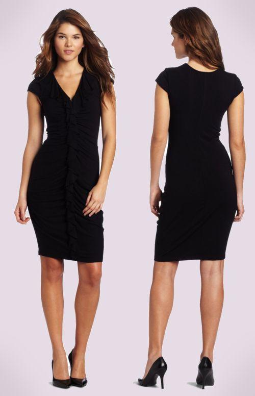 Get your little black dress on.