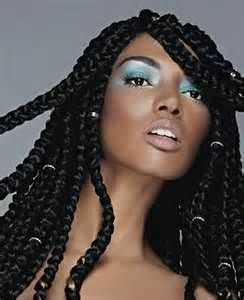 Super Jumbo Box braids: Hairstyles For Black Women, Box Braids Hairstyles, Braid Hairstyles, Hair Style, Black Braided Hairstyles, Hairstyles With Braids, Natural Hairstyles, African Braids Hairstyles, Braids Twist