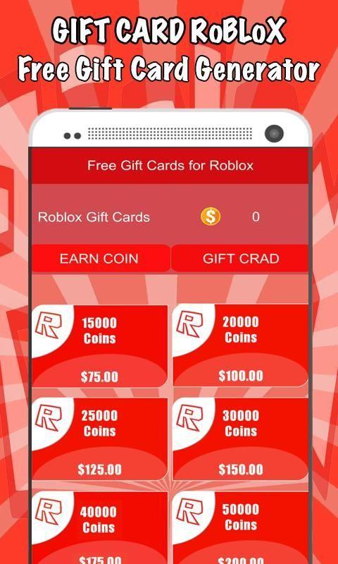 Roblox Gift Card Codes Free Generator Free Robux Generator