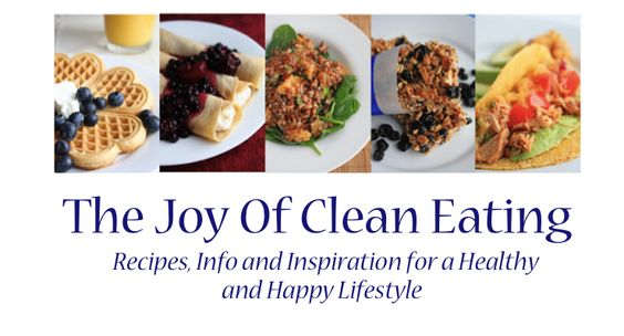 The Joy of Clean Eating