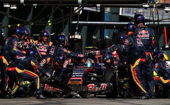 Toro Rosso más cerca de ser el equipo oficial Renault F1