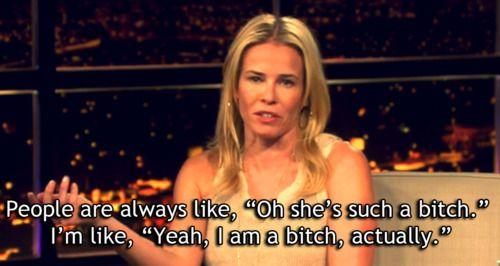 Chelsea Handler <3
