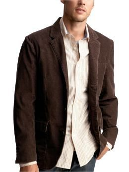 Brown Cord Jacket | Outdoor Jacket