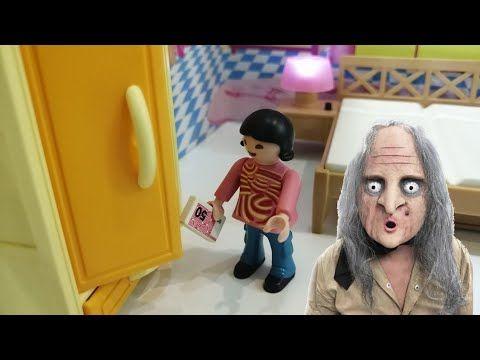 جنه عملت حاجة غلط عائلة عمر جنه ورؤى شفا أفلام بلاى قصص اطفال العاب باربى Playmobil Youtube