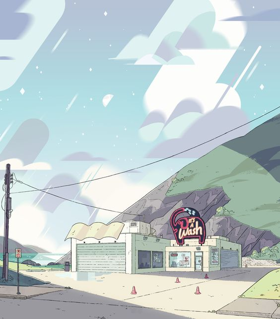 Steven Universe Iphone Wallpaper: Steven Crewniverse Behind-The-Scenes Universe: A Selection