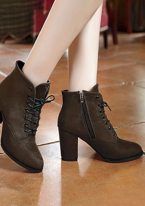 Awesome Lace-Up Shoes