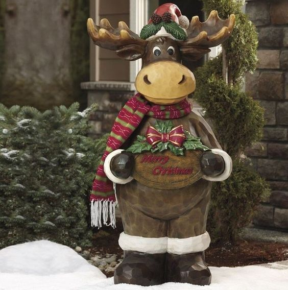 Funny Christmas Inflatable Yard Decorations