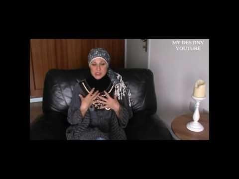 ♥♥ VERY EMOTIONAL   ♥♥  As Myriam Tells Her Revert Story To Islam   ♥ ♥