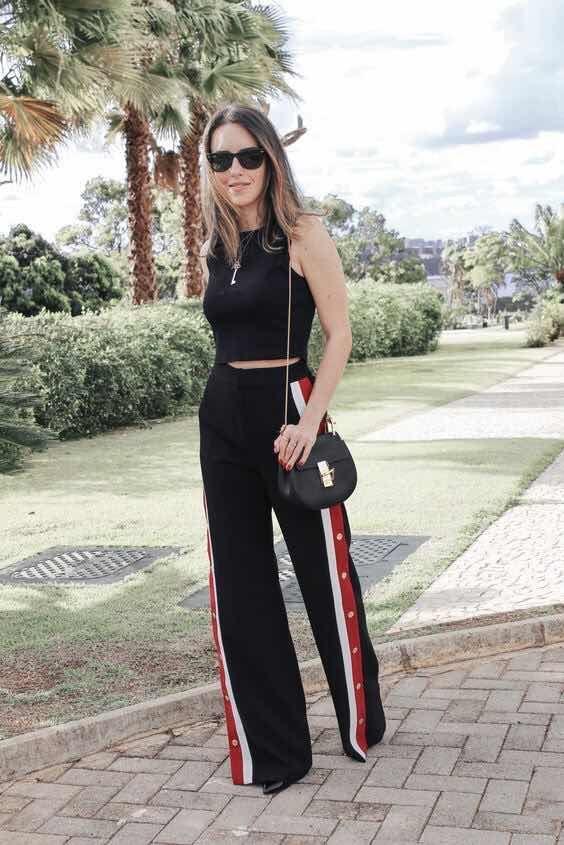 vista previa de salida de fábrica en venta 17 Outfits con Pantalón con Botones Laterales Super de Moda ...