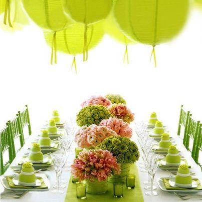 casamento verde