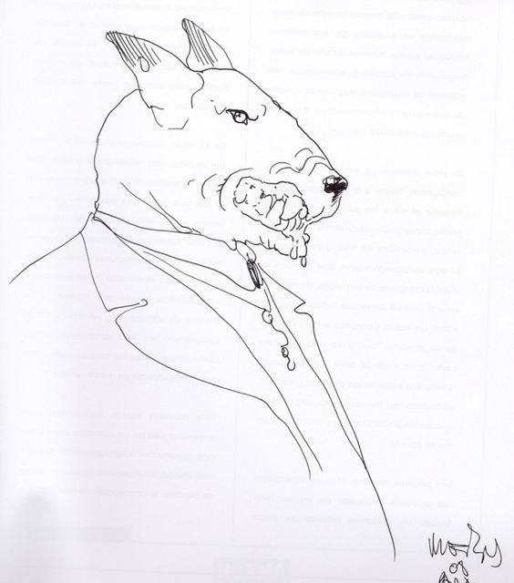 Moebius, the master of masters par Jean Giraud - Dédicace