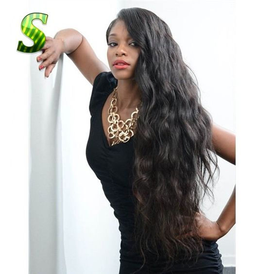 68.12$  Buy here - http://alid0t.worldwells.pw/go.php?t=32713634558 - 2016 Best Brazilian Virgin Hair Natural Wave Wigs Human Hair Lace Front Wigs Glueless Full Lace Human Hair Wigs For Black Women