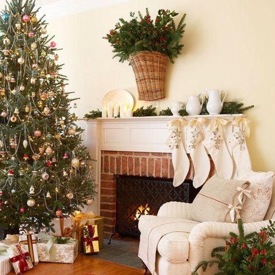 Schöne weihnachten wohnzimmer httpwohnideenn de