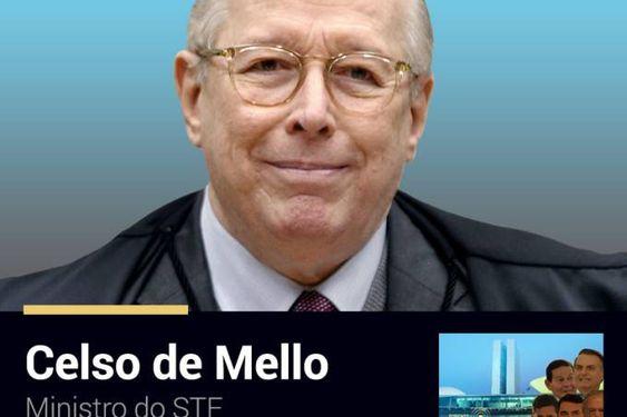 Ouça a trajetória do decano que será o primeiro ministro do STF a se aposentar no mandato de Jair Bolsonaro