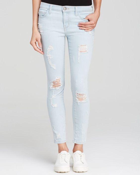 #CurrentElliott #SlimSkinny #StilletoJeans