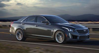 Auswahl an neuen Cadillac-Limousinen und Frequenzweichen nach Mitte 2018