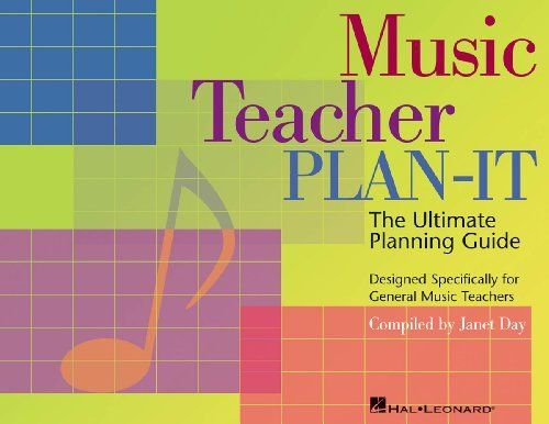 Music Teacher Plan It by Hal Leonard, http://www.amazon.com/dp/B001B4X63C/ref=cm_sw_r_pi_dp_JEQhsb17GW6YA