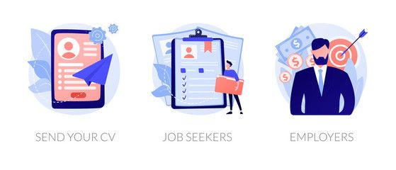 Job Searching Employment Service Recruitment Agency Resume Writing Finding Work Vacant Position Send Y In 2020 Employment Service Job Seeker Recruitment Agencies