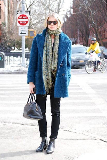 The Best Street Style From New York Fashion Week Day 7