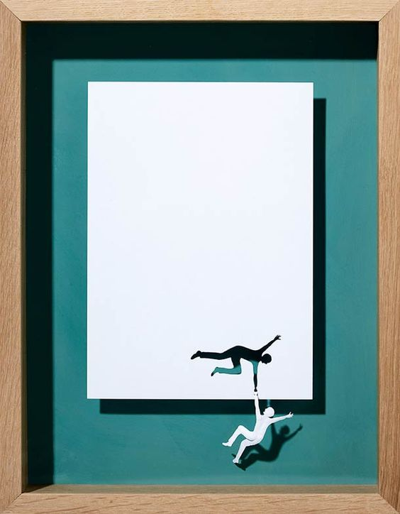 Les incroyables oeuvres en papier de Peter Callesen