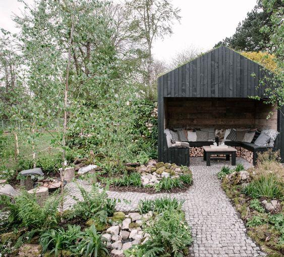 Projects Victoria Wade Garden Design Garden Room Scandinavian Garden