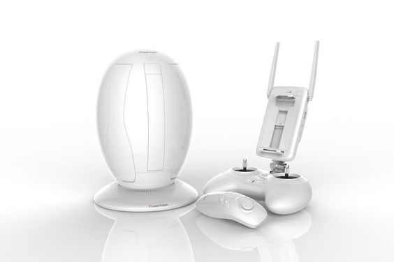 Powervision Power Egg Drone Uses Gesture Control To Fly -  #camera #drone #toys
