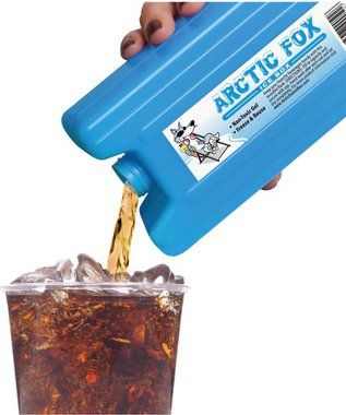 Our super cool Ice Pack Sneaky Flask is the latest and most sly way to sneak booze into venues to avoid the cost of high priced drinks!  Toss one (or many!) in a cooler, ice chest or insulated tote and you're ready to party!  Easy to hide, easy to use and will save time and money!  Don't waste time standing in line!  BYOB!  Perfect summertime gift when concerts and BBQs are in full swing!  Great for sports games, outdoor events, beaches, hotel pools, tailgating, parks, fairs and festivals…