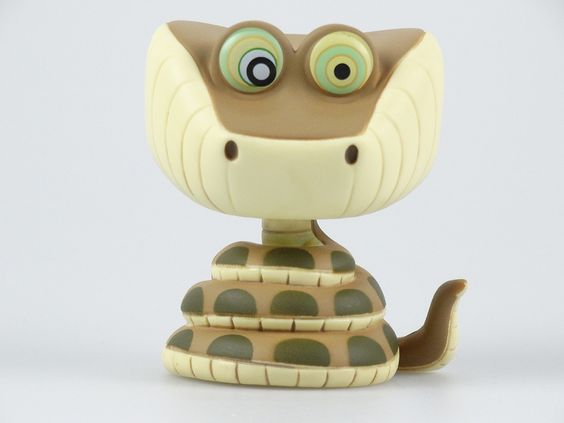Funko Pop Vinyl - Disney - The Jungle Book - Kaa