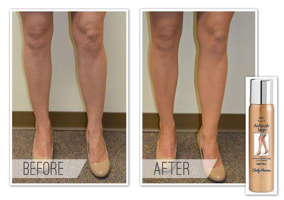 Sally Hansen Airbrush Legs.