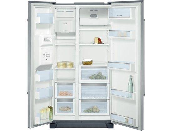 BOSCH Amerikanischer Kühlschrank Side by Side KAN58A75