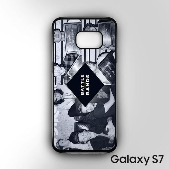 1D VS 5SOS the battle of band AR for Samsung Galaxy S7 phonecases