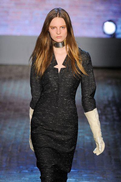 Yigal Azrouël F12: Rachel Zoe, Design Clothing, Azrouël Fall, Black Fashion, Fall 2012, The Mode, Azrouël F12