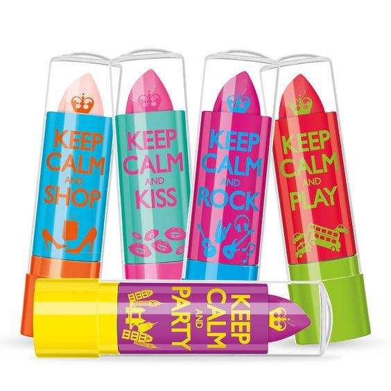 Baume à lèvres Keep Calm Lip Balm