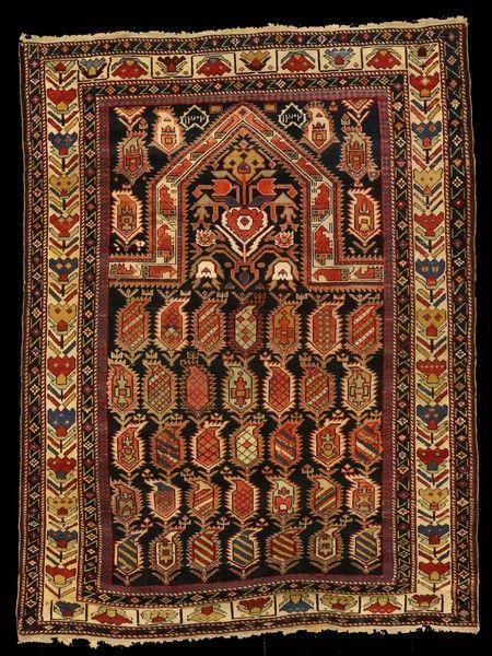 Caucasian Marasali Rug ( 048 )
