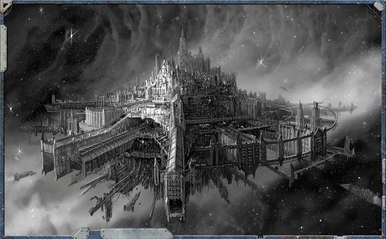 [W40K] Collection d'images : Villes et Ruches dans Wharmmer 40.000 - Page 3 Ce90ebdf6f1b706cdb68c68659467015