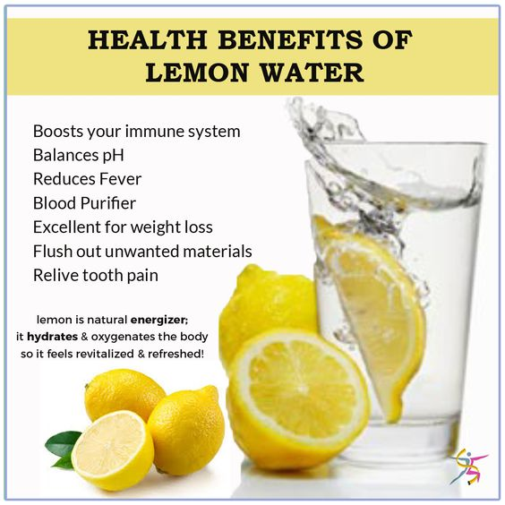Lemon water benefits 53750