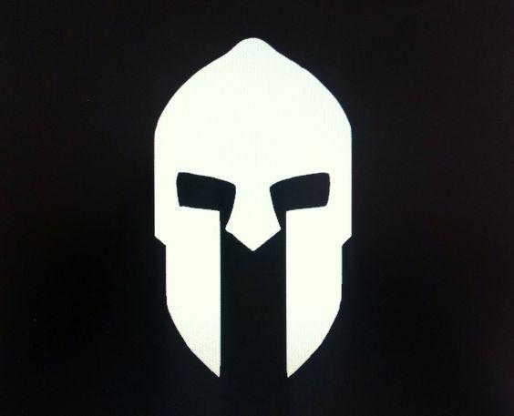the gallery for gt spartan race logo vector