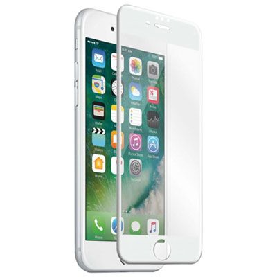 Blu Element 3d Curved Glass Screen Protector For Iphone 8 7 6s 6