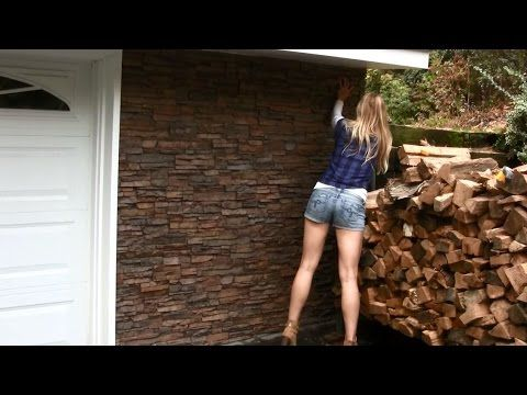 Faux Stone Panels Fake Brick And Natural Looks On Pinterest