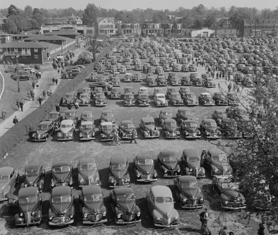 Baltimore, Maryland, 1943