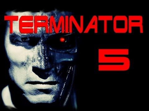 TERMINATOR 5! Arnold joins cast! Maybe this will happen!
