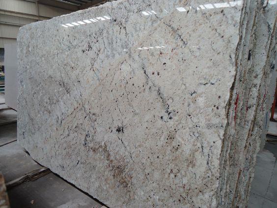 Brazil White Galaxy Granite Slabs China Www Marblegranitequartzstonecountertopschina Com White Granite Countertops Countertops Kitchen Countertops