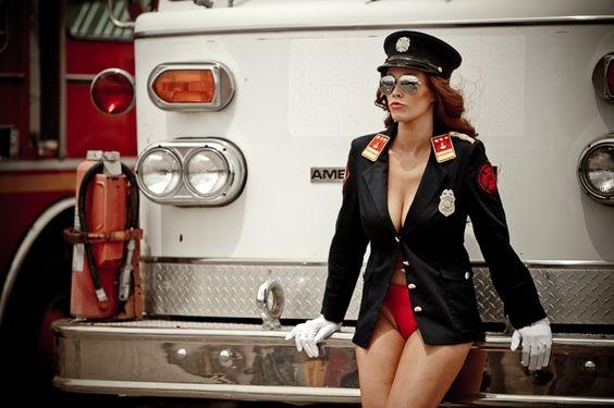 Fire Girls 2010